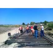 Строительство железнодорожных путей Днепр цена доступная в нашей компании