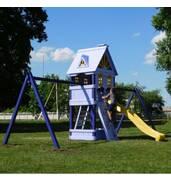 Дитячий ігровий майданчик для дачі Київв нашому асортименті
