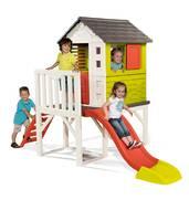 Дитячі ігрові будиночки з гіркою від компанії Непосида