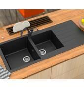Гранітні мийки відGrand Olimp - гарантія якості на довгі роки!