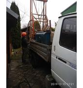 Услуги по бурению скважин под сваи во Львове и области