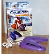 В продаже сушка для обуви ультрафиолетовая!