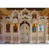Пропонуємо виготовлення дерев'яних іконостасів