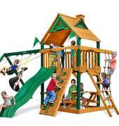 Відмінний вибір для дозвілля малюка - дитячий ігровий майданчик для дачі!