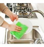 Бамбуковые салфетки для мытья посуды, от которых вы не сможете отказаться