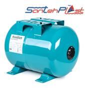 Гидроаккумулятор горизонтальный 24 л оптом заказывайте выгодно у нас!
