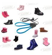Электрическая сушка для обуви мгновенно решит проблему!