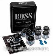 Пігулки для потенції Boss Royal Viagra — королівська віагра