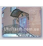 Заказать оригинальные кованые перила для лестниц!