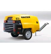 Передвижной дизельный компрессор Kaeser