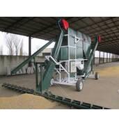 Самопересувний очищувальний комплекс: зручний спосіб швидко очистити зерно