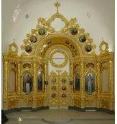 Відновлення та реставрація позолоти іконостасів