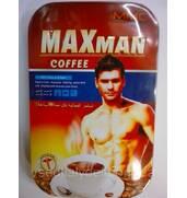 MAXman coffee — кава для справжніх чоловіків