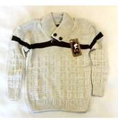 Купуйтев'язаний светр для хлопчика