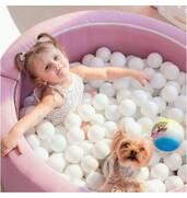 Подаруйте малюку справжнє щастя - придбайте дитячий басейн з кульками