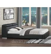 Шикарні двоспальні ліжка із натуральної шкіри купуйте у Valaga!