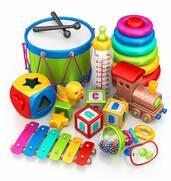 В продаже дешевые детские игрушки в Одессе!