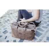 Купити шкіряну дорожню сумку в Україні вигідно та швидко можна у нас!