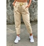 Купити жіночі штани з поясом, ціна від 357 грн.