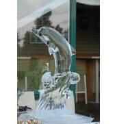 Льодова скульптура на замовлення — завжди вдалий елемент декору!