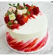 Изготовим вкусные заказные торты по доступной цене