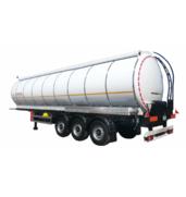 Полуприцеп цистерна - незаменимый помощник для перевозки нефтепродуктов.