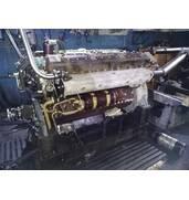 Проводимо поточний ремонт двигунів 1Д6