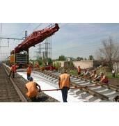 Ми пропонуємо спроектувати та збудувати залізничні колії