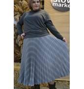 Продаем юбки гофре для девушек больших размеров