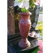 Изготавливаем гранитные вазы для гармоничной композиции
