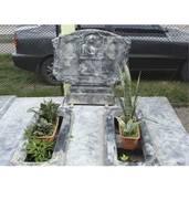 Надгробні пам'ятники з штучного каменю виготовляємо в Смілі