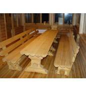 Заказывайте деревянные столы из качественного сырья