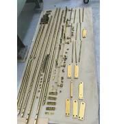 Осуществляем покрытие нитридом титана под золото