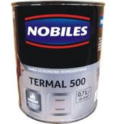 Краска Nobiles термостойкая для мангала доступна под заказ