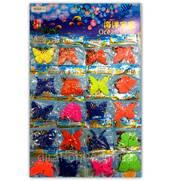В асортименті різноманітні іграшки, що ростуть у воді