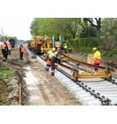 Проводимо капітальний ремонт залізничних колій по всій Україні