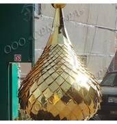 Заказывайте изготовление куполов не за все деньги