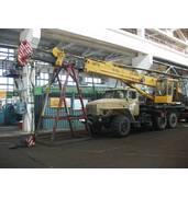 Пропонуємо недорогий ремонт опорно поворотного пристрою крана по всій Україні