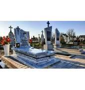Пам'ятники з кольорового граніту замовити на нашому порталі