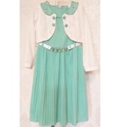 Красивое платье с болеро в наличии