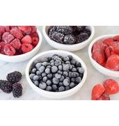 Осуществляем продажу различных замороженных ягод