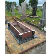 Установка надгробних пам'ятників в Луцьку
