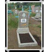 Виготовляємо пам'ятники з мармурової крихти у Волинській області