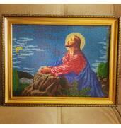 Образ Ісус На Оливній Горі