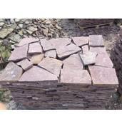 Оздоблювальний теребовлянський камінь різних розмірів