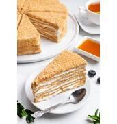 """ТМ """"Мамин хлеб"""" предлагает торт Медовик купить оптом для супермаркетов, магазинов, кафе!"""