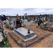 Изготовление надгробных памятников по индивидуальному заказу