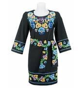 Предлагаем приобрести вышитые платья по доступным ценам