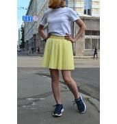 Предлагаем приобрести недорого юбку детскую плиссе
