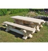 Надежные и долговечные скамейки из дерева заказывайте у нас!